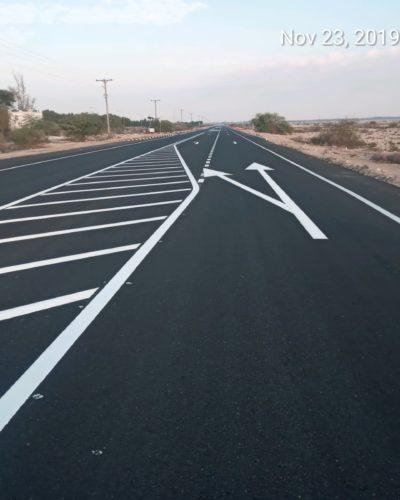 AL ZUBARA ROAD SAFETY IMPROVEMENT