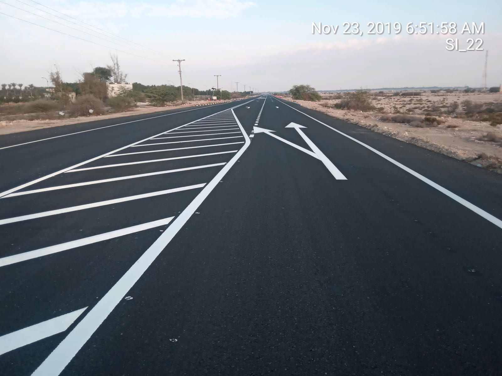 AL Zubara Road Safety Improvements